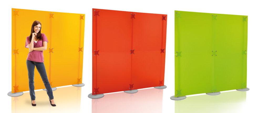 Pannelli componibili pannelli divisori e pareti divisorie for Pareti componibili