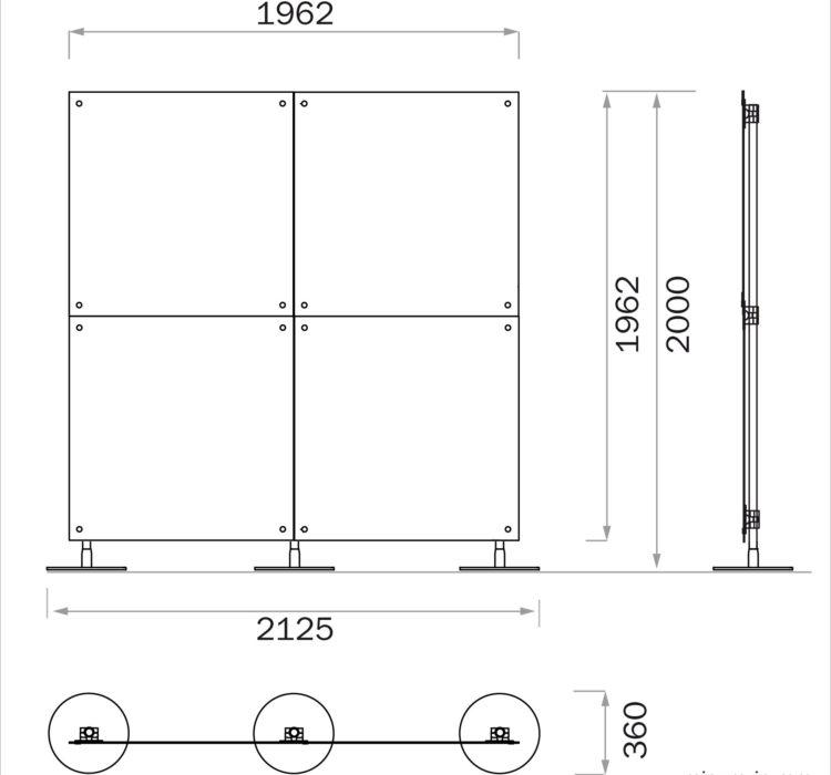 parete-divisoria-2x2mt