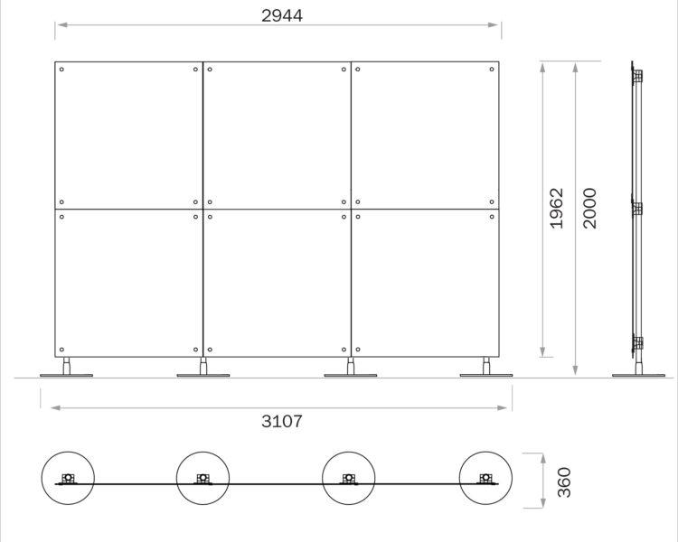 parete-divisoria-3x2mt