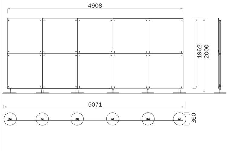 parete-divisoria-5x2mt