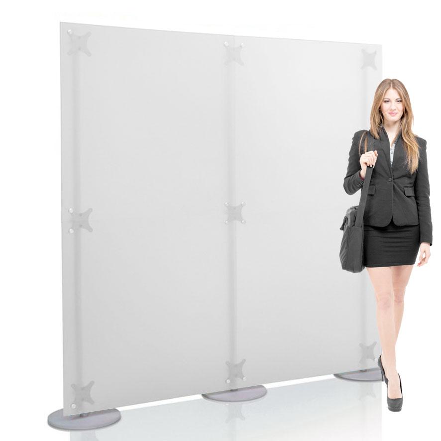 pannelli divisori pareti divisorie modulari