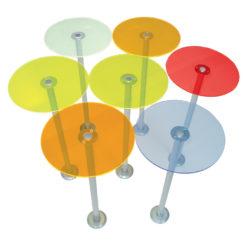 Ripiani componibili circolari