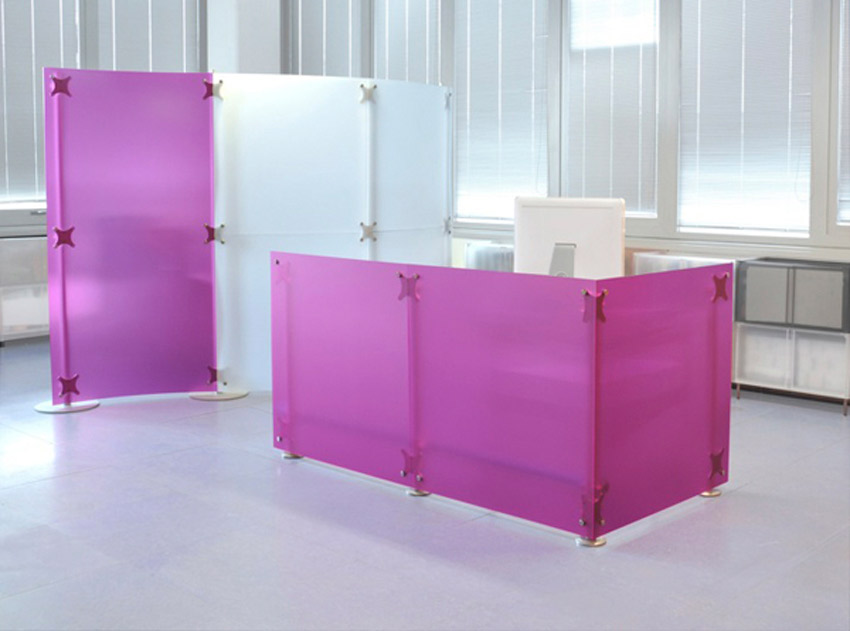 pareti divisorie mobili per ufficio