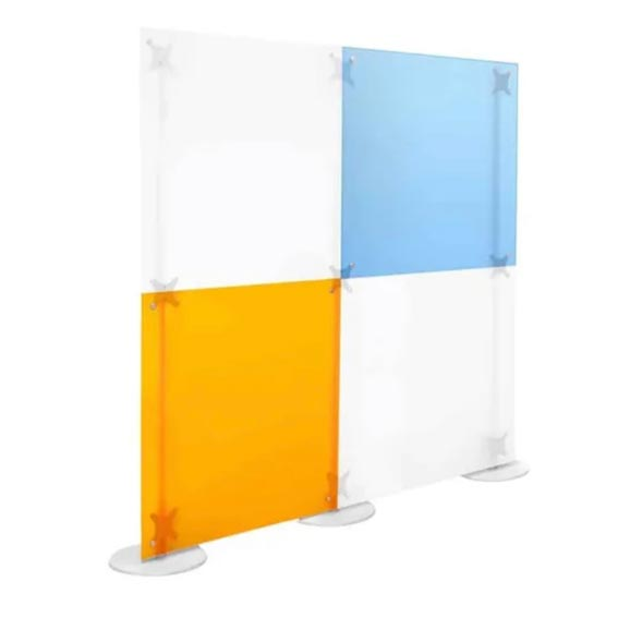 pareti mobili divisorie